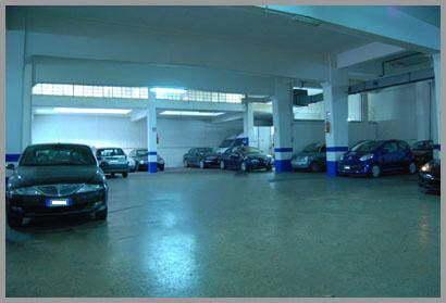 autorimessa parkcity