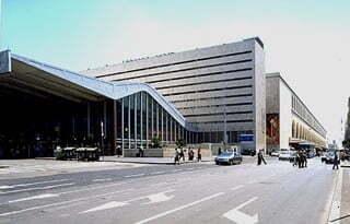 Parkplatz Rom Bahnhof Termini
