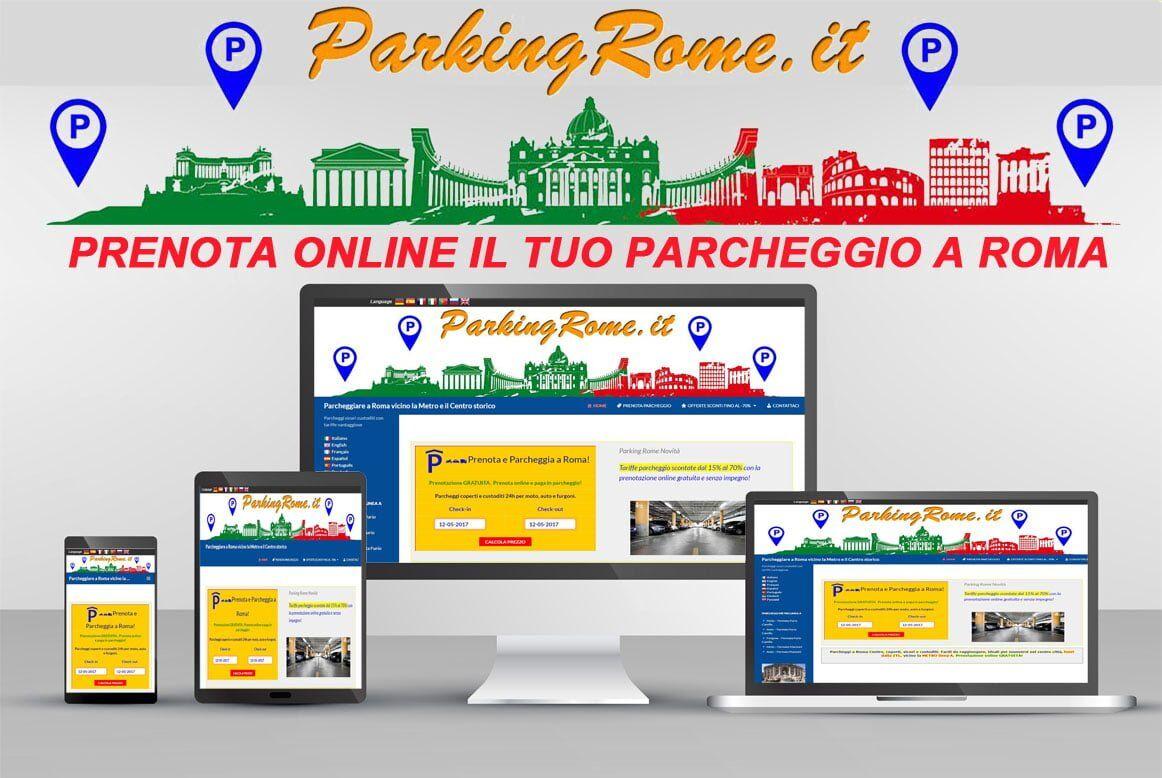 Locandina Parking Rome
