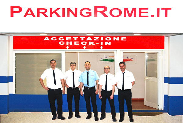 Parcheggio Roma (strategico, facile).