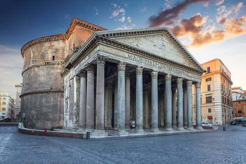 parcheggio pantheon roma