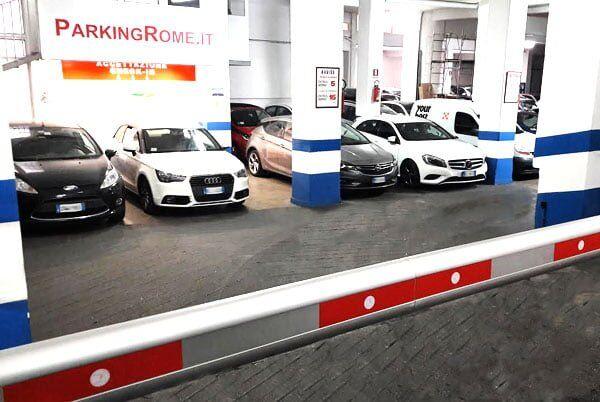 parcheggio roma centro sicuro e custodito