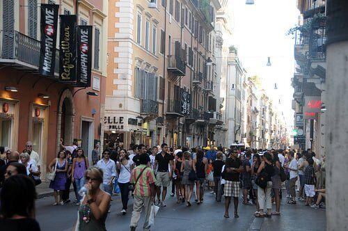 Parcheggi vicino Via del Corso a Roma