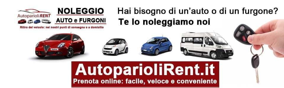 Offerte Noleggio Auto Pulmini Furgoni a Roma
