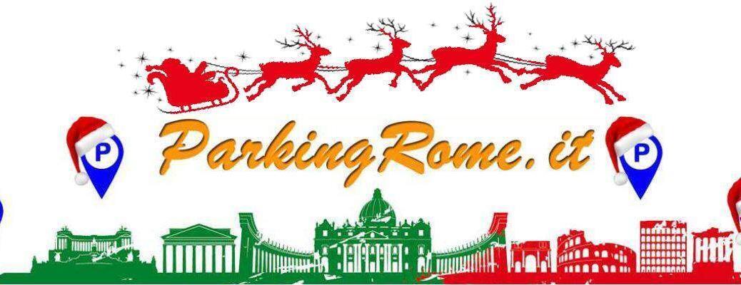 Parcheggio a Roma periodo natalizio, incluso Natale e Capodanno