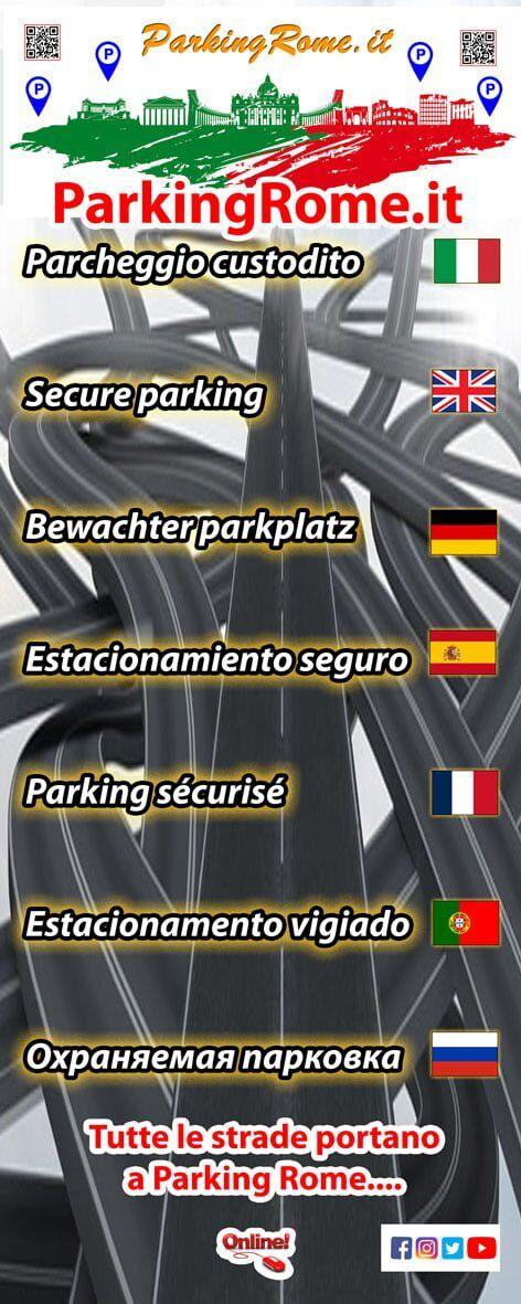 miglior parcheggio a Roma