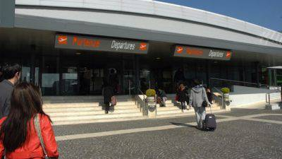 CIA Rom Ciampino Flughafen