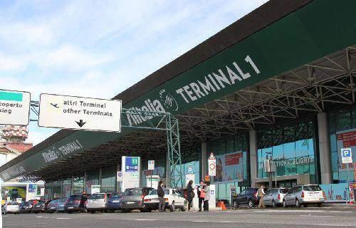 FCO Aeroporto Roma Fiumicino